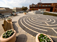 American Psychological Association Green Roof and Labyrinth by Len Spoden 0008