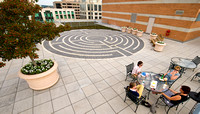 American Psychological Association Green Roof and Labyrinth by Len Spoden 0010