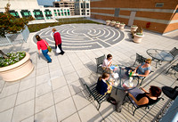 American Psychological Association Green Roof and Labyrinth by Len Spoden 0009