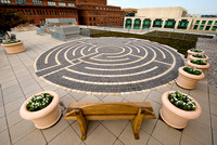 American Psychological Association Green Roof and Labyrinth by Len Spoden 0011