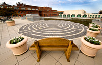 American Psychological Association Green Roof and Labyrinth by Len Spoden 0012