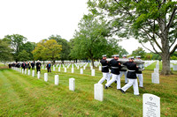 Odette O'Donnell Arlington Cemetery -12