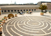 American Psychological Association Green Roof and Labyrinth by Len Spoden 0002